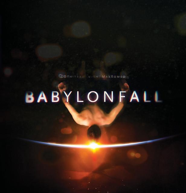 Babylon Fall Cover