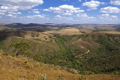 Brazilian Savanna view 2 (Cerrado Ecosystem) (Fabio Rage) Tags: canon 22 minas gerais 10 wide rage fabio da cerrado mm serra floresta bocaina t2i
