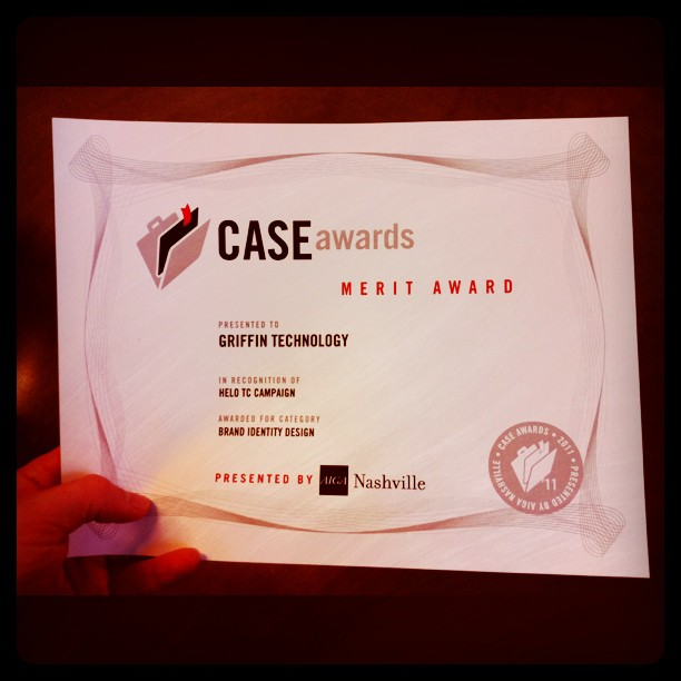 CASE Awards AIGA Nashville