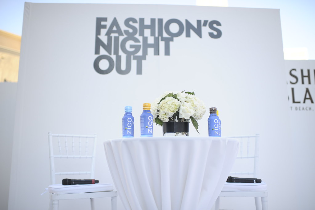 Los Angeles Confidential Presents Fashion's Night Out With Celebrity Stylist Melis Kuris And Fashion Island