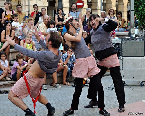 Sin Mundus Cirkus (1) by ADRIANGV2009