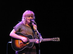 Anaïs Mitchell opening for Ani Difranco