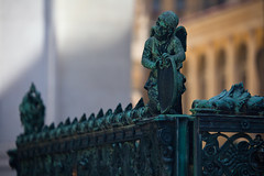 """Cappella Colleoni Fence • <a style=""""font-size:0.8em;"""" href=""""http://www.flickr.com/photos/55747300@N00/6174126010/"""" target=""""_blank"""">View on Flickr</a>"""