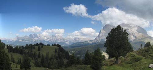 Alpe di Siusi pano