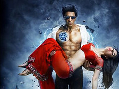 [Poster for Ra.One]