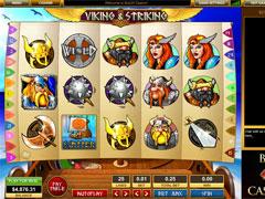 Viking and Striking
