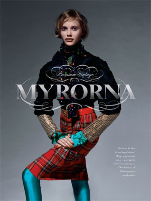 Myrorna ADVERTISING CAMPAIGN AUTUMN 05 3