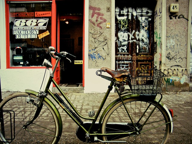 Bike In Berlin