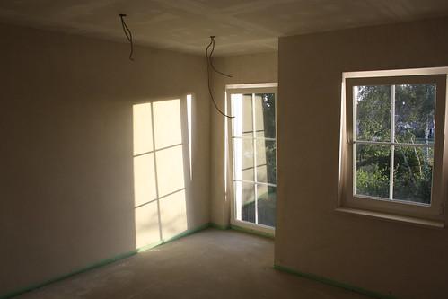 Innenausbau Schlafzimmer