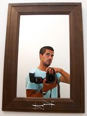 self-portrait auto portrait ('^_^ Damail Nobre ^_^') Tags: france art love canon word french fun photography photo reflex europe photographie picture 7d français francais photographe dfn damail borderfx français wwwdamailfr