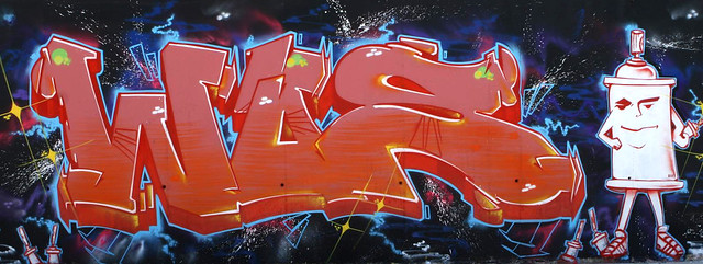 127 WAS GRAFFITI MALAGA