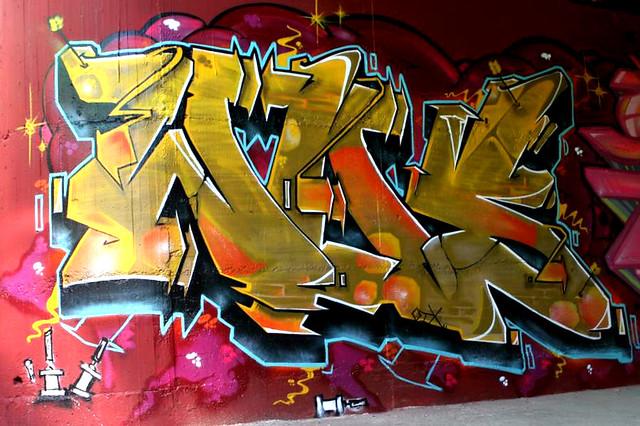 096 WAS GRAFFITI MALAGA
