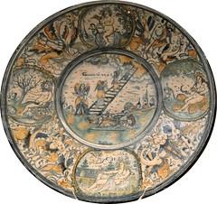 British Museum, London (Sheepdog Rex) Tags: dishes britishmuseum