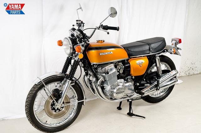 Honda CB750 1974 4