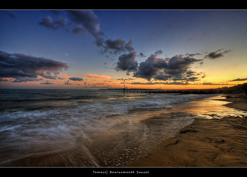 27.2011 - Bournemouth - Sunset.1250x825.Frame