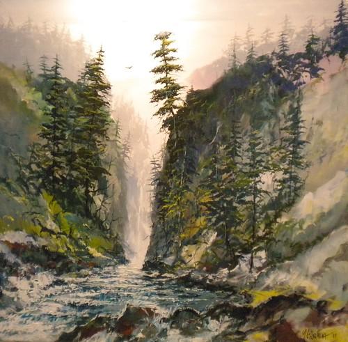 La Naturaleza 11 - Painting - Impressionism