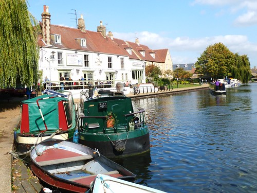 River Ouse, Ely