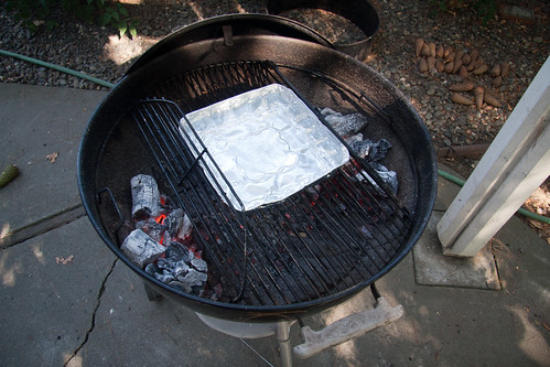 Grill Prepped