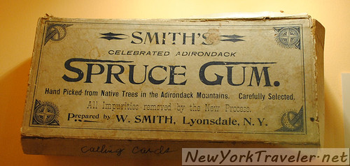 5 Spruce Gum Box
