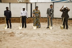 OAS Ground Breaking Ceremony 8 Spt 2011 - 075 (CM f5.6) Tags: africa realestate property ghana commercial development officespace mca accra groundbreaking classa laurus airportcity mariocucinella oneairportsquare kwabenadanso
