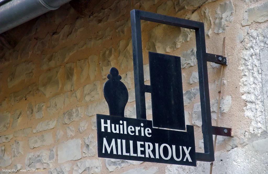 Huilerie Millerioux