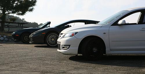 Gen 1 vs Gen 2 - Mazdaspeed Forums