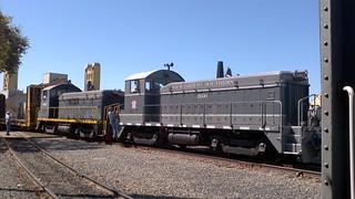 Sacramento Southern Freight