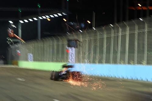 2011 F1 Singapore Grand Prix