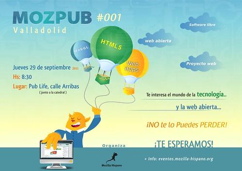 MozPub #001 Valladolid
