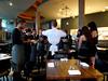 Pre-Service Meeting (1st night!) at ink (MyLastBite) Tags: topchef innk michaelvoltaggio chefvoltaggio chefmichaelvoltaggio