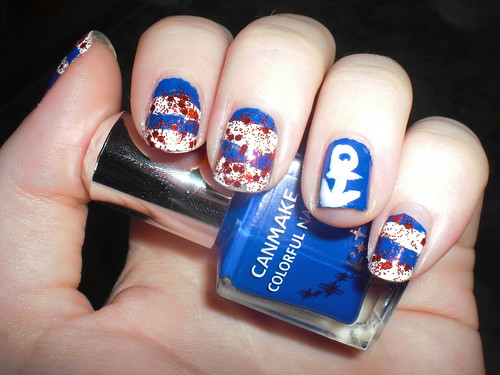 Nautical Mani by KitaRei