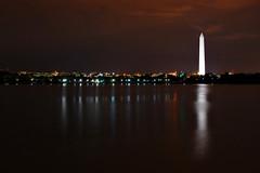 The Obelisk at Night (Seth O