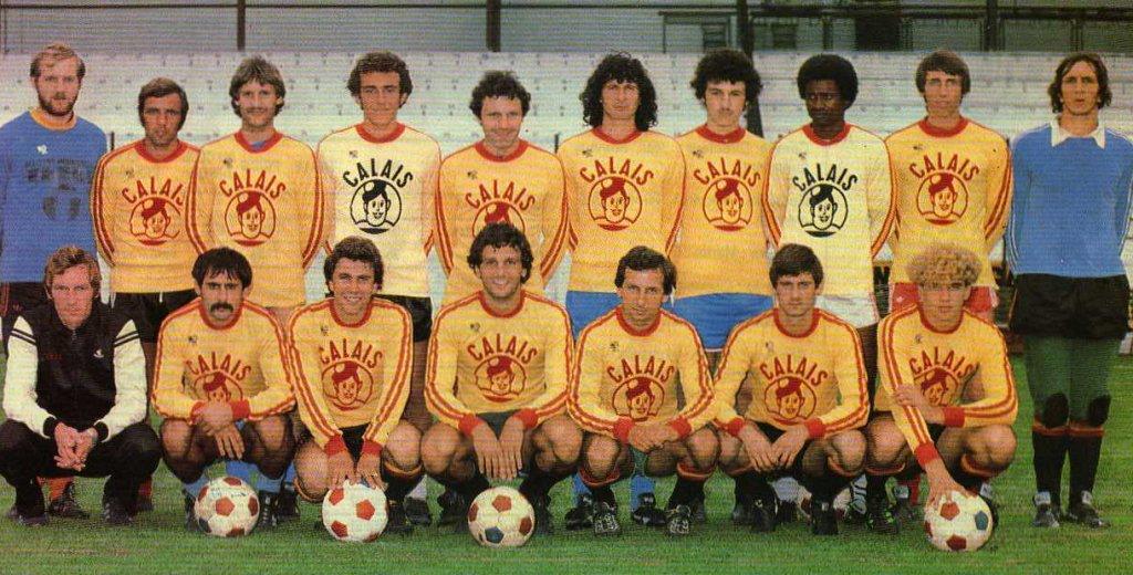 Calais 1981-82
