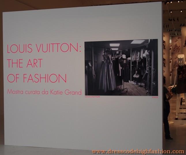 4638a96d47b Dress Code: High Fashion: Louis Vuitton Exhibition at La Triennale ...