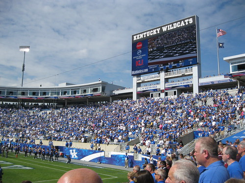 UK v. Central Michigan
