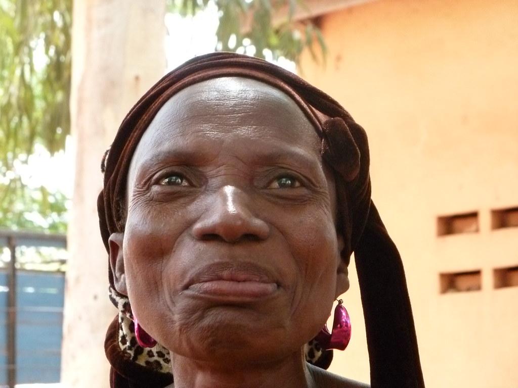 Une bénéficiaire de la formation en agroécologie Togo
