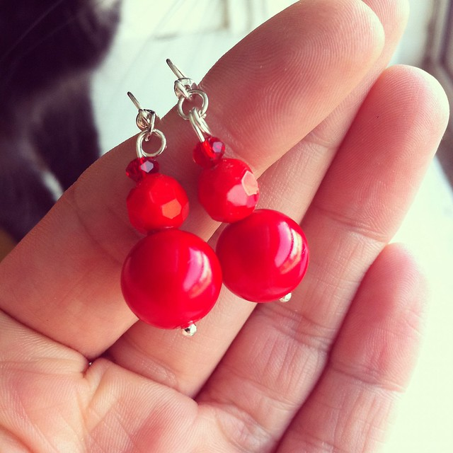 earrings from DandyGoods