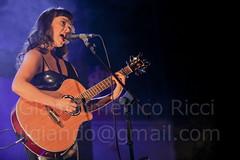 Angelica Lubian (Giandomenico Ricci) Tags: girl teatro guitar live nosferatu concerto singer azalea chitarra ragazza udine morso lubian palamostre metereopatica angelicalubian