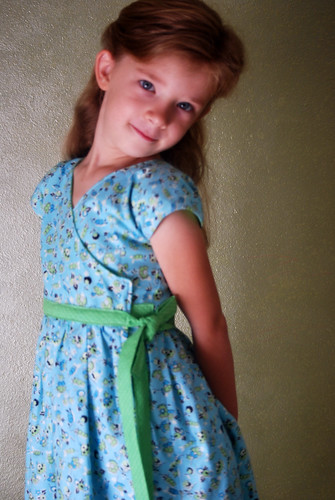 Anna's Miss Mary Dress