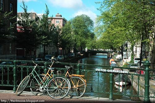Amsterdam - Pieter Geomansbrug