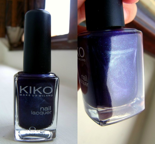 Kiko nailpolish collage_1