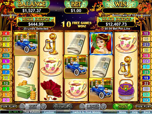 free Glitz and Glamour slot scatters