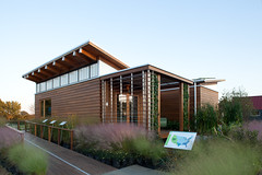 U of Md's WaterShed home at the Solar Decathlon