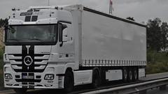 D - MB Actros 1846 LH08 >White Liner< (BonsaiTruck) Tags: camion trucks mb lorries lkw actros whiteliner