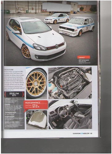 MK's MK6...what we can do for you!