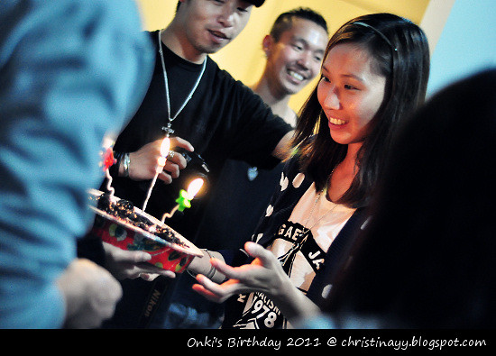 Onki's Birthday Bash