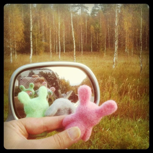 autumnal drive with wifflesteinborgen, miffwinkle and magnolia