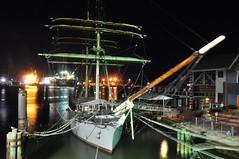 1877 Tall Ship Elissa, in Galveston. (Franzo Marruffo) Tags: sea seascape port boats nikon explorer places nightspots mygearandme mygearandmepremium mygearandmebronze mygearandmesilver mygearandmegold mygearandmeplatinum mygearandmediamond pfrclassic