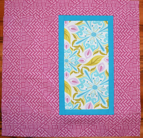 Twelve Month Quilting Bee - for Alix
