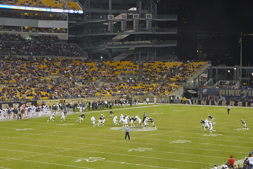 Pitt vs South Florida